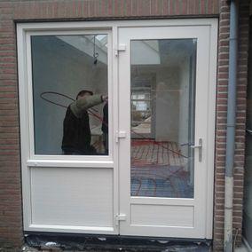 Onwijs Nieuwe kunststof kozijnen door Van Pinxteren uit Loosbroek XT-63
